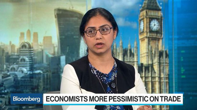 Market Must Adjust to New Normal on Trade, JPM's Maharaj Says