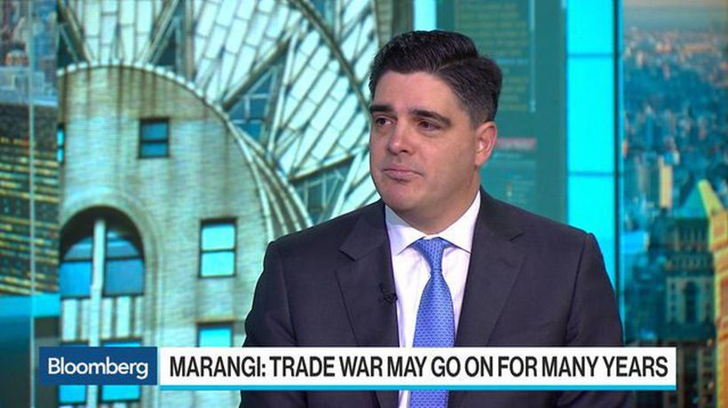 Trade Is Clearly the Number One Concern, Gabelli's Marangi Says