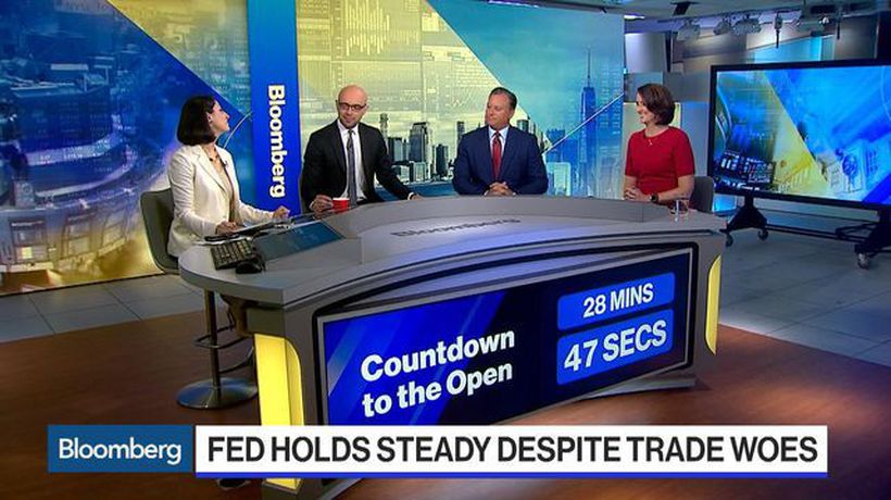 Federal Reserve Keeps Patient Stance While Trade Woes Worsen