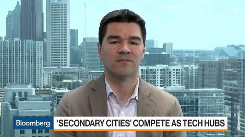 Silicon Valley Getting Some Competition From 'Secondary Cities'