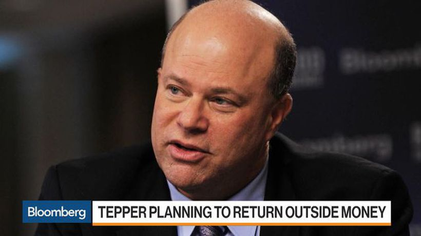 David Tepper Is Planning to Return Outside Money to Investors