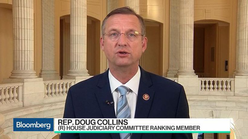 Tech Companies Don't Have to Be Broken Up Just Because They're Big, Rep. Collins Says