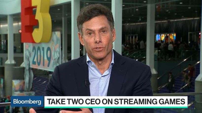 Take-Two CEO Excited About Opportunities in Streaming and China
