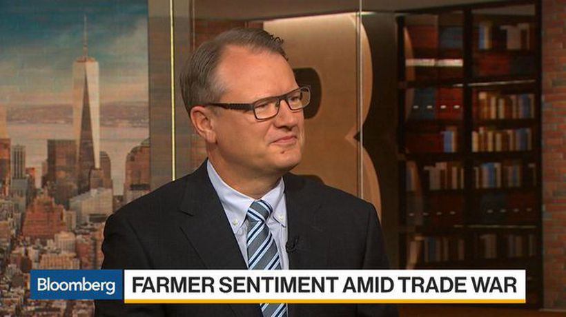 Cobank CEO on Farmer Sentiment Amid Trade War