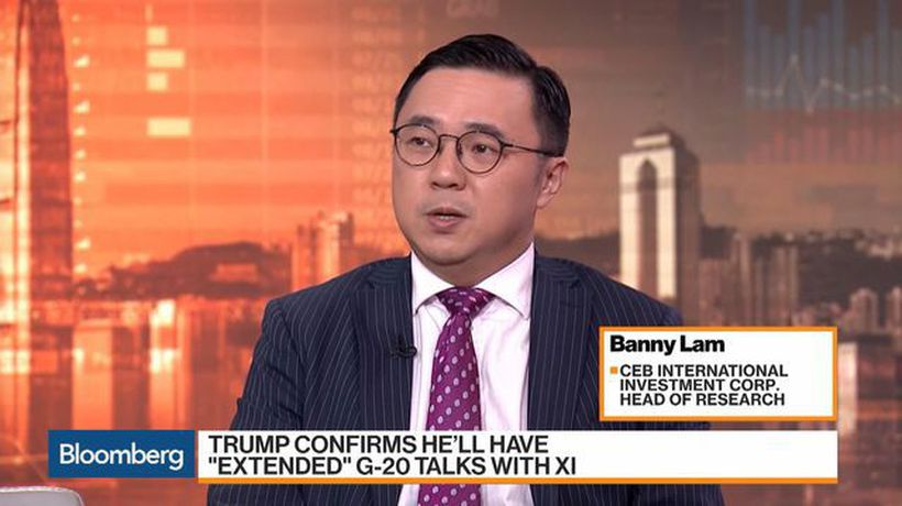 Markets Will Price in Most Benefits of Trade Talk Optimism, Says CEB International's Lam