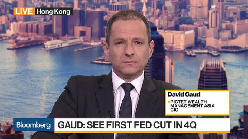 U.S. Treasury Yields Could Go Lower, Says Pictet's Gaud