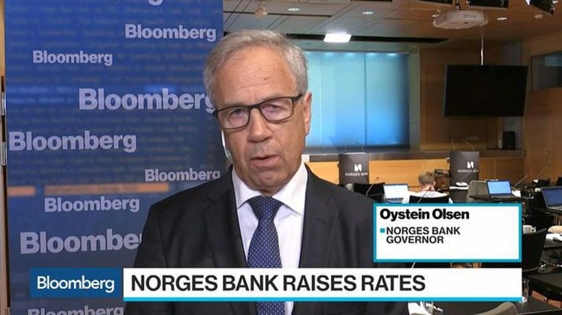 Lone Hawk Norges Bank Says Rate Hikes Are `Gradual, Cautious'