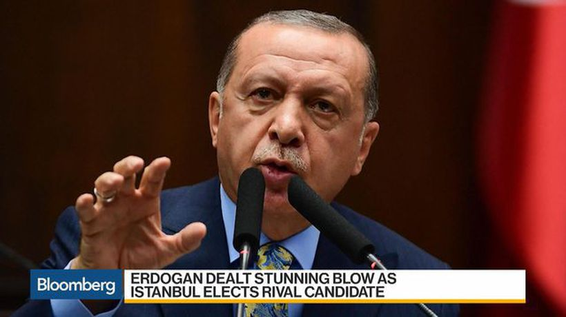 Erdogan Dealt Stunning Blow as Istanbul Elects Opposition Candidate