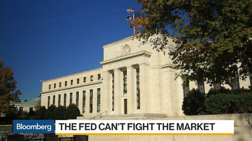 What's the Big Idea? The Fed Can't Fight the Market