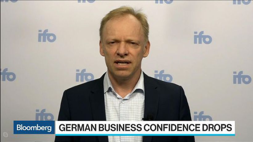 Ifo's Fuest: 'I Don't Think Monetary Policy Will Save Us'