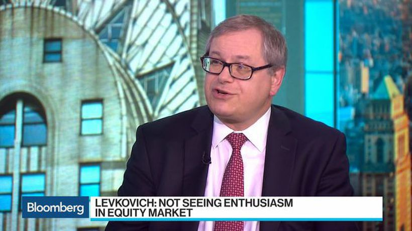 10-Year Move Towards 2% a 'Bit Overdone,' Citi's Levkovich Says