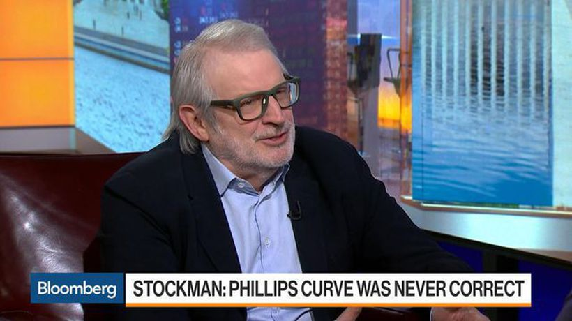 The Phillips Curve Doesn't Work, Former Budget Director Stockman Says