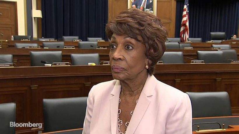 Maxine Waters Voices Concerns Over Facebook's Proposed Cryptocurrency