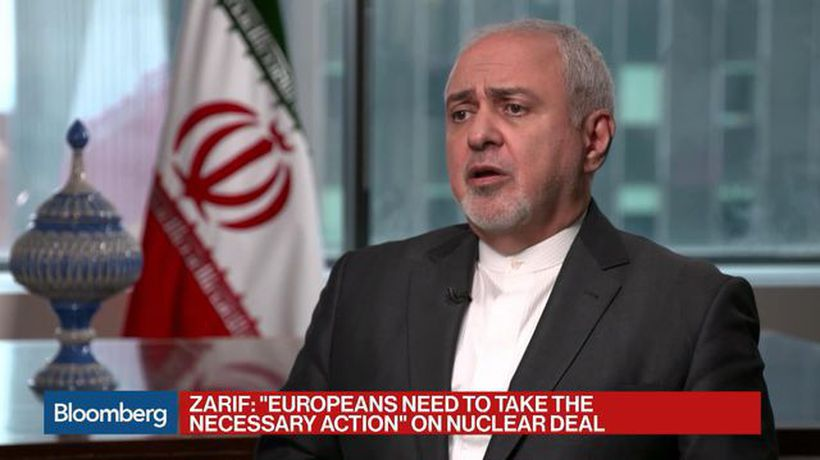 Iran Is Not Building Nuclear Weapons, Says Zarif