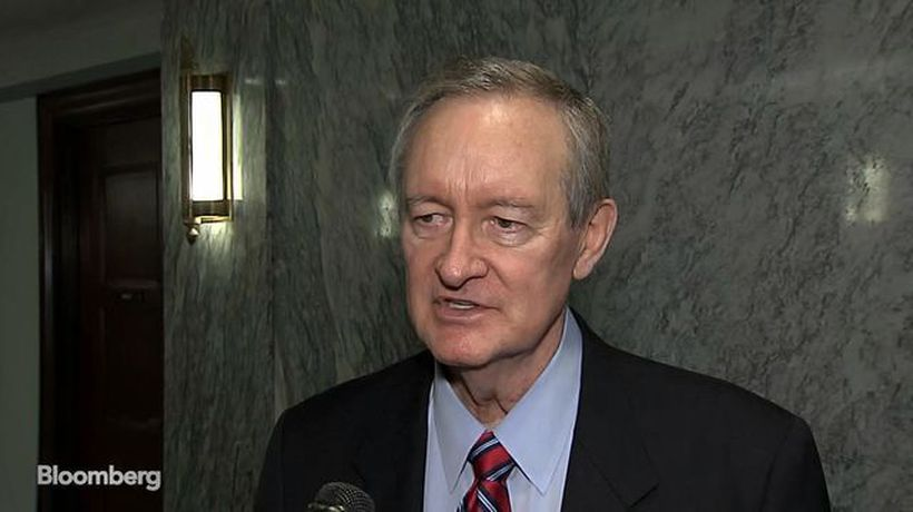 Sen. Crapo Says Congress Must Address Cryptocurrency Regulation