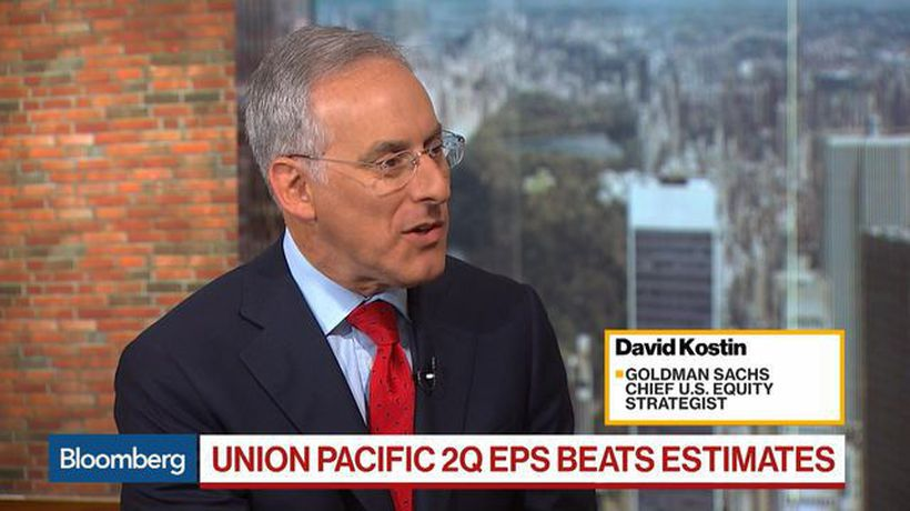 Kostin: Biggest Risk for Industrials Is Labor Costs