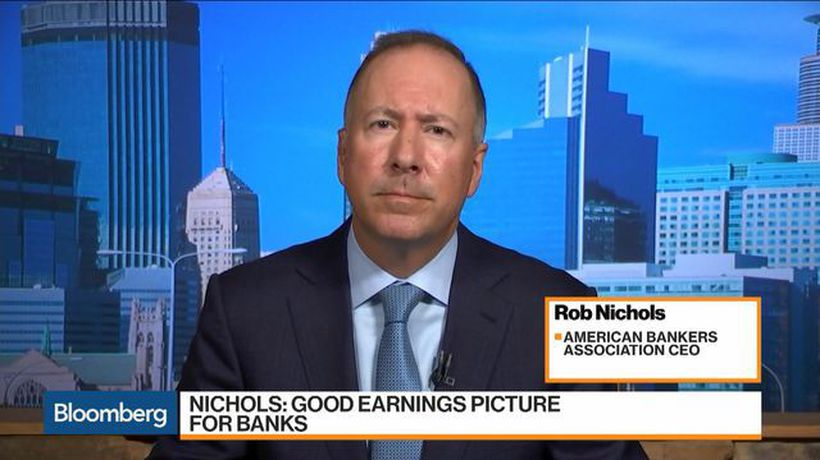 'Good Earnings Picture' for Banks Says ABA CEO Nichols