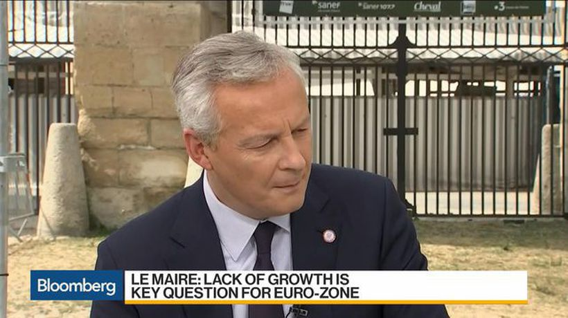 Finance Ministers Really Want a European Appointed to Lead IMF: Le Maire