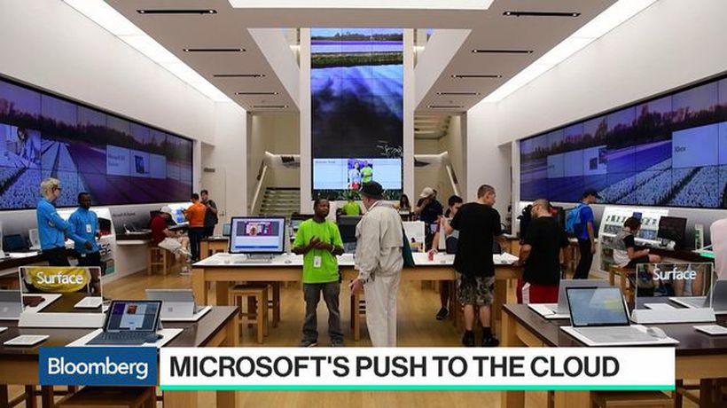 Microsoft Is Seeing the Beginning of a Boom in Azure, Cloudreach CEO Says