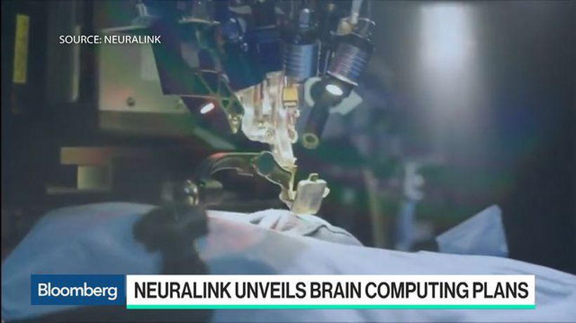 Elon Musk's Startup Neuralink Plans to Merge Brain & AI