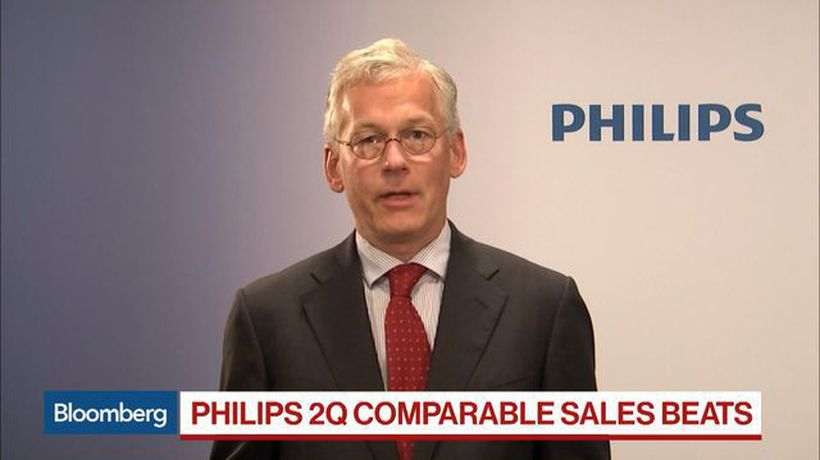 Expect a Stronger 2H for Philips, Says CEO