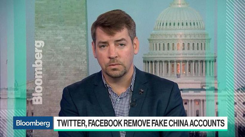 China's Fake Social Media Accounts Could Be Devastating for U.S., Brett Bruen Says