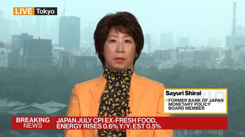 Don't Think Japanese Economy Is in Very Good Shape, Says Professor Shirai