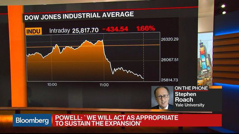 Trump Trade Policies Have 'Utterly Failed,' Stephen Roach Says