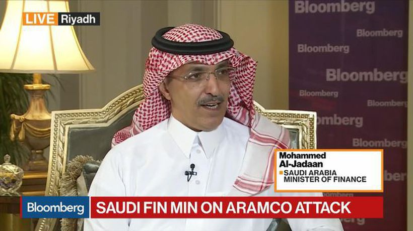 Saudi Finance Minister: Interruption to Economy, Revenue After Attack Is Zero