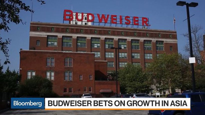 AB InBev Said to Raise $5 Billion in Asian Unit IPO