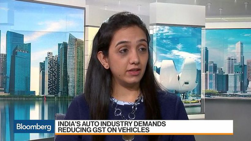 Continuum Economics's Chanana Sees Many Challenges for India's Auto Sector in Medium Term