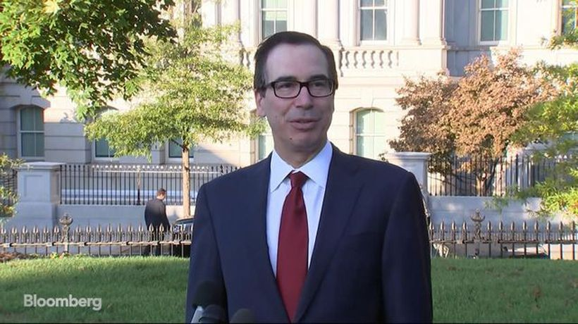 Mnuchin Expects U.S.-China Trade Deal to Be Signed in Chile