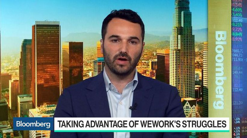 WeWork Struggles Provide an Exciting Opportunity, Industrious CEO Says