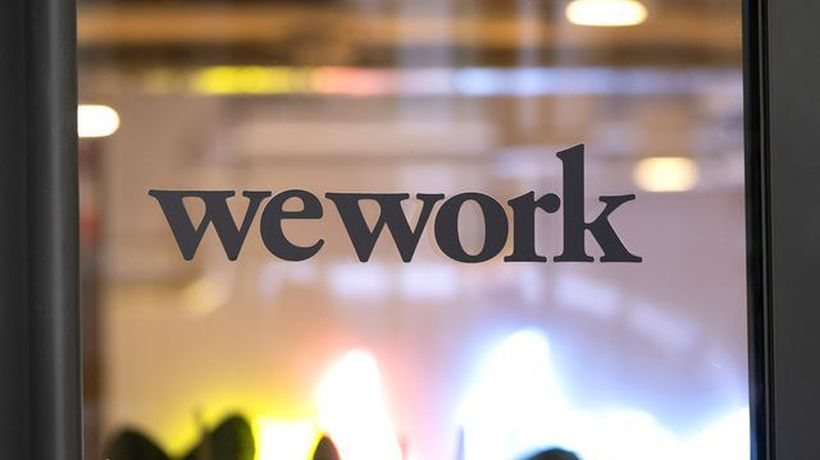 WeWork Said to Prefer JPMorgan Financing Package to Rescue by SoftBank