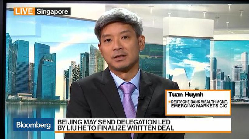 There Isn't Much Upside From Here in Markets, Says Deutsche Bank's Huynh