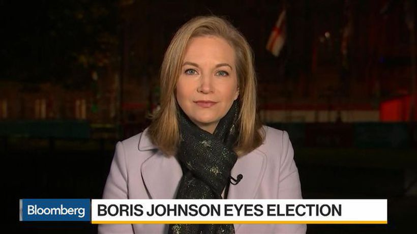 Boris Johnson Eyes Election