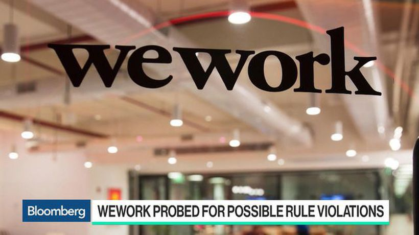 WeWork Faces an SEC Inquiry