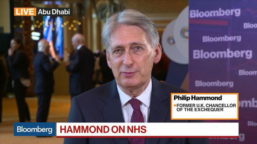 Hammond: Brexit Will Be Done Quickly if Johnson Wins