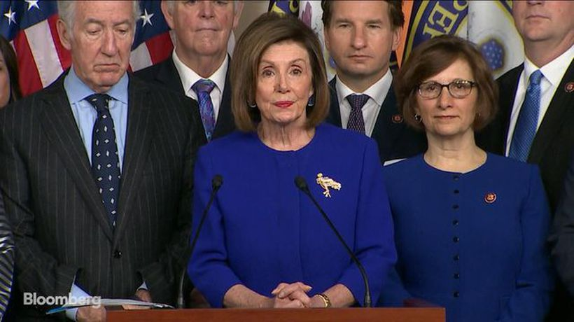House Democrats Plan Vote on USMCA Trade Deal