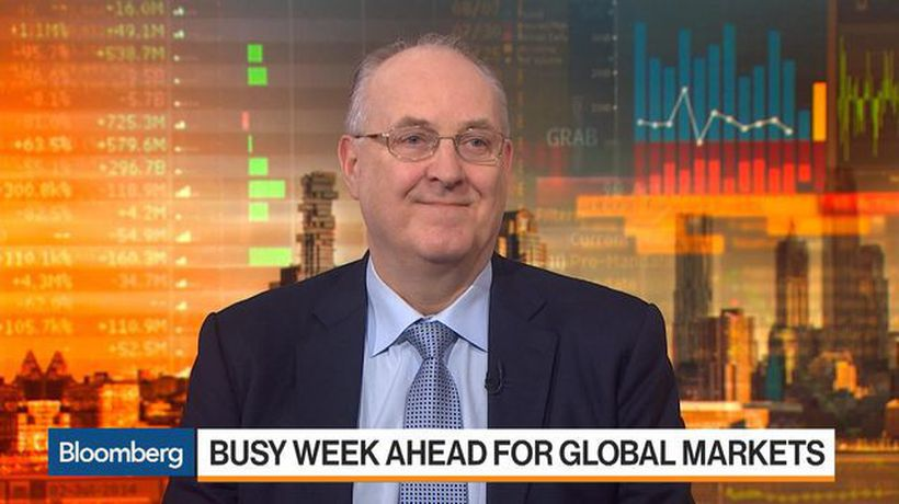 Paul Sheard on Fed, ECB