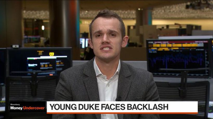 Young Duke Atop One of U.K.'s Oldest Fortunes Faces Backlash
