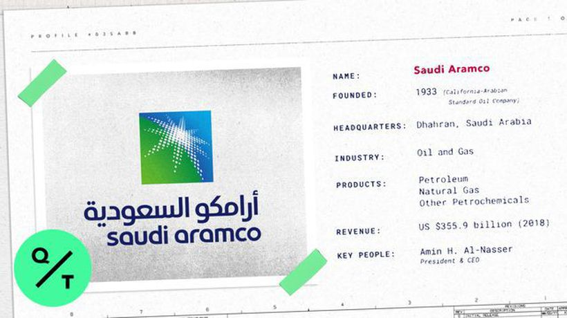 How Saudi Aramco Became a $2 Trillion Crown Jewel