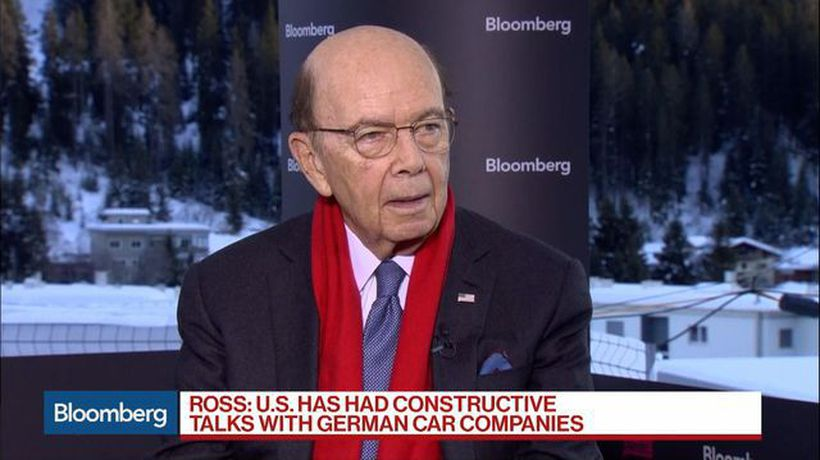 Wilbur Ross Says U.S. Not Cutting Huawei Off From Exports