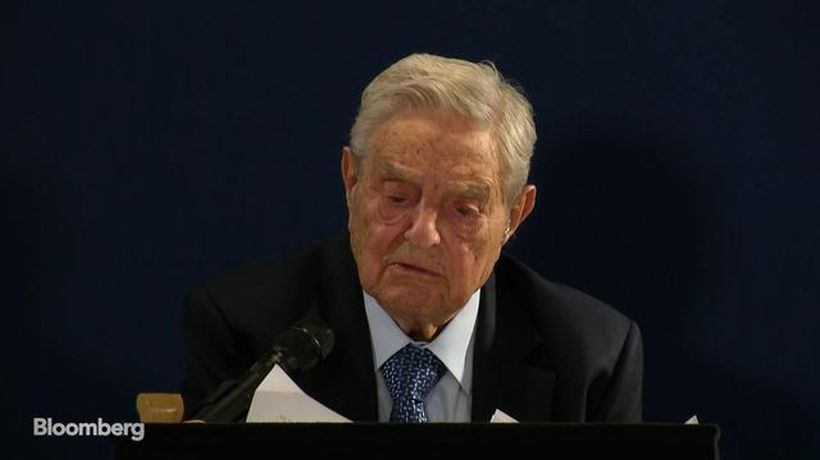 Soros Says He's Committing $1 Billion to Start Global University