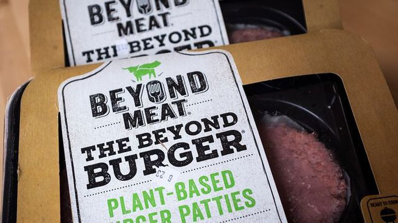 How Beyond Meat Became the Best-Performing Value Stock