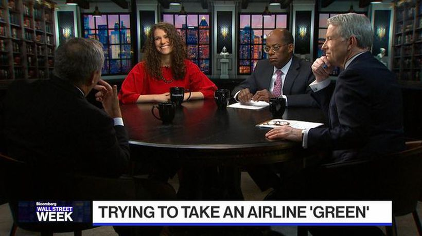 Technology for Flying Green Already Here, says JetBlue Sustainability Chief