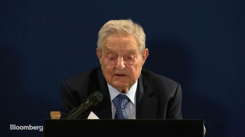 George Soros Says Trump Is a 'Conman'