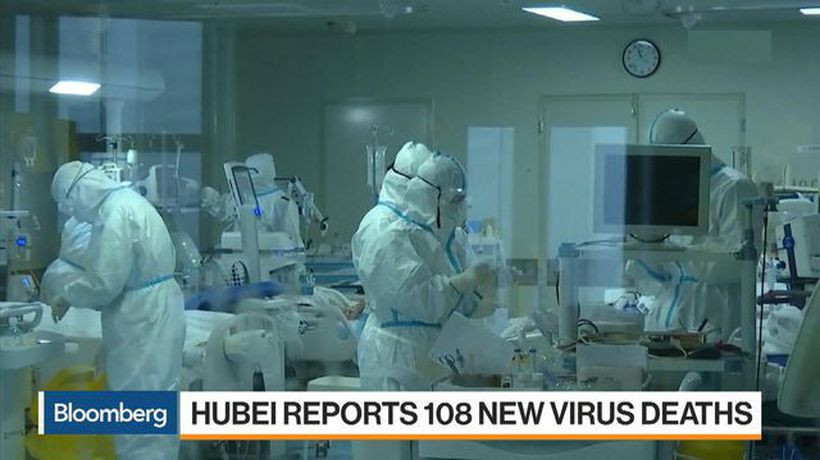 Hubei Reports 349 New Cases After National Guidelines Revised