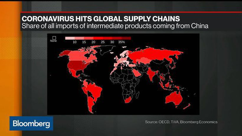 Virus-Related Supply Chain Disruptions to Get Much Worse, MIT's Sheffi Warns