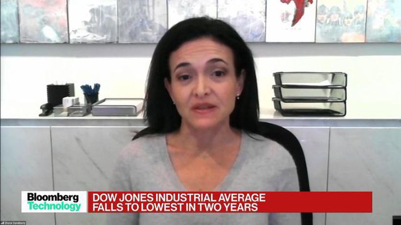 Facebook Has 'All Hands on Deck' to Fight Misinformation, Says Sandberg